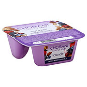 Chobani Simply 100 Crunch Mixed Berry Crumble