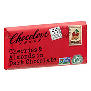 Chocolove Mini Bar Cherry and Almond