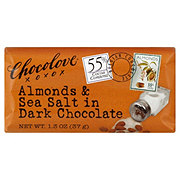 Chocolove Mini Bar Dark Chocolate Almond and Sea Salt