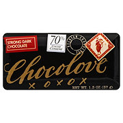 Chocolove Strong Dark Chocolate Mini Bar