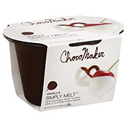 ChocoMaker Simply Melt Vanilla Flavored Dipping Wafers