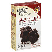 Choice Batter Gluten Free Double Chocolate Brownie Mix