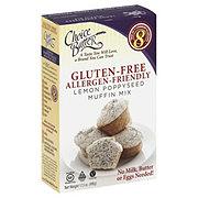 Choice Batter Gluten Free Lemon Poppyseed Muffin Mix
