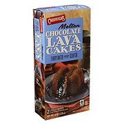 Chudleighs Molten Chocolate Lava Cakes