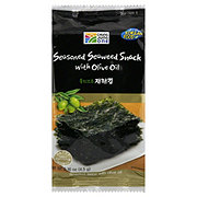Chung Jung One Chung Jung One Seasoned Seaweed With Olive Oil