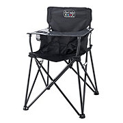 Ciao Baby Black Portable High Chair