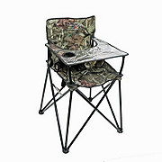 Ciao Baby Mossy Oak Portable High Chair