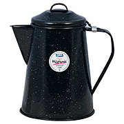 Cinsa 8 Cup Coffee Pot Speckled Black