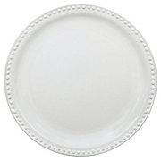 Cinsa Dinner White Plate