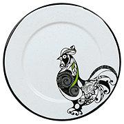Cinsa Gallos Dinner Plate