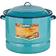 Cinsa Turquoise Blue Steamer