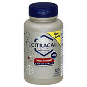 Citracal Calcium Citrate  + D3 Maximum Coated Caplets
