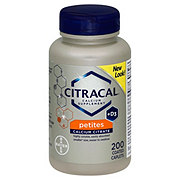 Citracal Calcium Citrate  + D3 Petites Coated Tablets