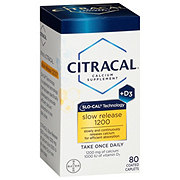 Citracal Calcium + D3 Slow Release 1200 Coated Tablets