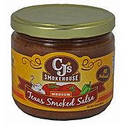 CJ's Smokehouse Medium Texas Smoked Salsa