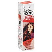 Clairol Color Crave Hair Makeup Brilliant Ruby