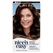 Clairol Nice 'N Easy 4 Dark Brown