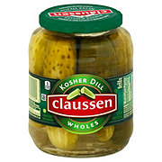 Claussen Whole Kosher Dill Pickles