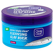 Clean & Clear Acne Triple Clear Clay Mask