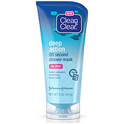 Clean & Clear Deep Action 60-Second Shower Mask