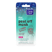 Clean & Clear Deep Action Peel Off Mask