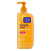 Clean & Clear Morning Burst Facial Cleanser Oil-Free