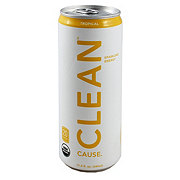 Clean Cause Tropical Energy Drink