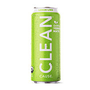 Clean Cause Yerba Mate Lemon Lime Tea