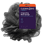 Cleanlogic Charcoal Mesh Sponge