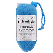 Cleanlogic Lathering Soap Pouch Assorted Colors