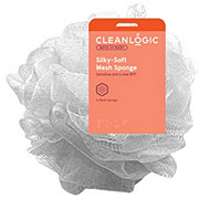 Cleanlogic Women's Silky Soft Mesh Sponge