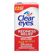 Clear Eyes Redness Relief Eye Drops