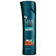 Clear Men Deep Clean Hydration Shampoo