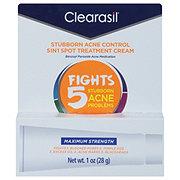 Clearasil Daily Clear Maximum Strength Vanishing Acne Treatment Cream