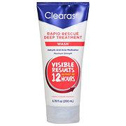 Clearasil Rapid Deep Treatment Wash