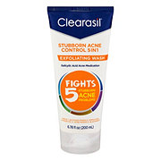 Clearasil Ultra 5 In 1 Wash Exfoliating Wash