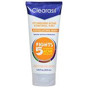 Clearasil Ultra 5 In 1 Wash Exfoliating Wash