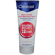 Clearasil Ultra Rapid Action Daily Face Wash