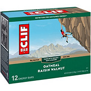 Clif Bar, Oatmeal Raisin Walnut