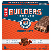 Clif Builder's Chocolate Protein Bars