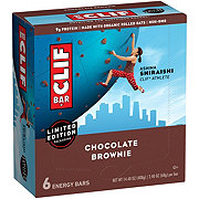 Clif Chocolate Brownie Energy Bars