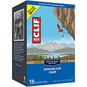 Clif Chocolate Chip Energy Bars