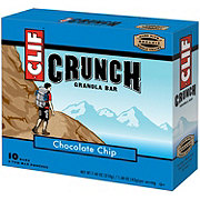 Clif Crunch Chocolate Chip Granola Bars