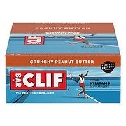 Clif Crunchy Peanut Butter Energy Bars