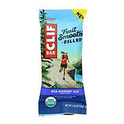 Clif Fruit Smoothie Filled Wild Blueberry Acai Energy Bar