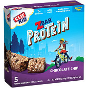Clif Kid Chocolate Chip Protein Z Bars