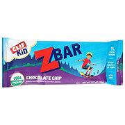 Clif Kid Organic Chocolate Chip Z Bar