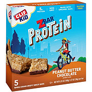 Clif Kid Peanut Butter Chocolate Protein Z Bars