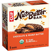 Clif Nut Butter Filled Chocolate Peanut Butter Energy Bars