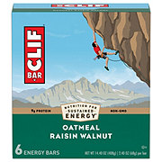 Clif Oatmeal Raisin Walnut Energy Bars
